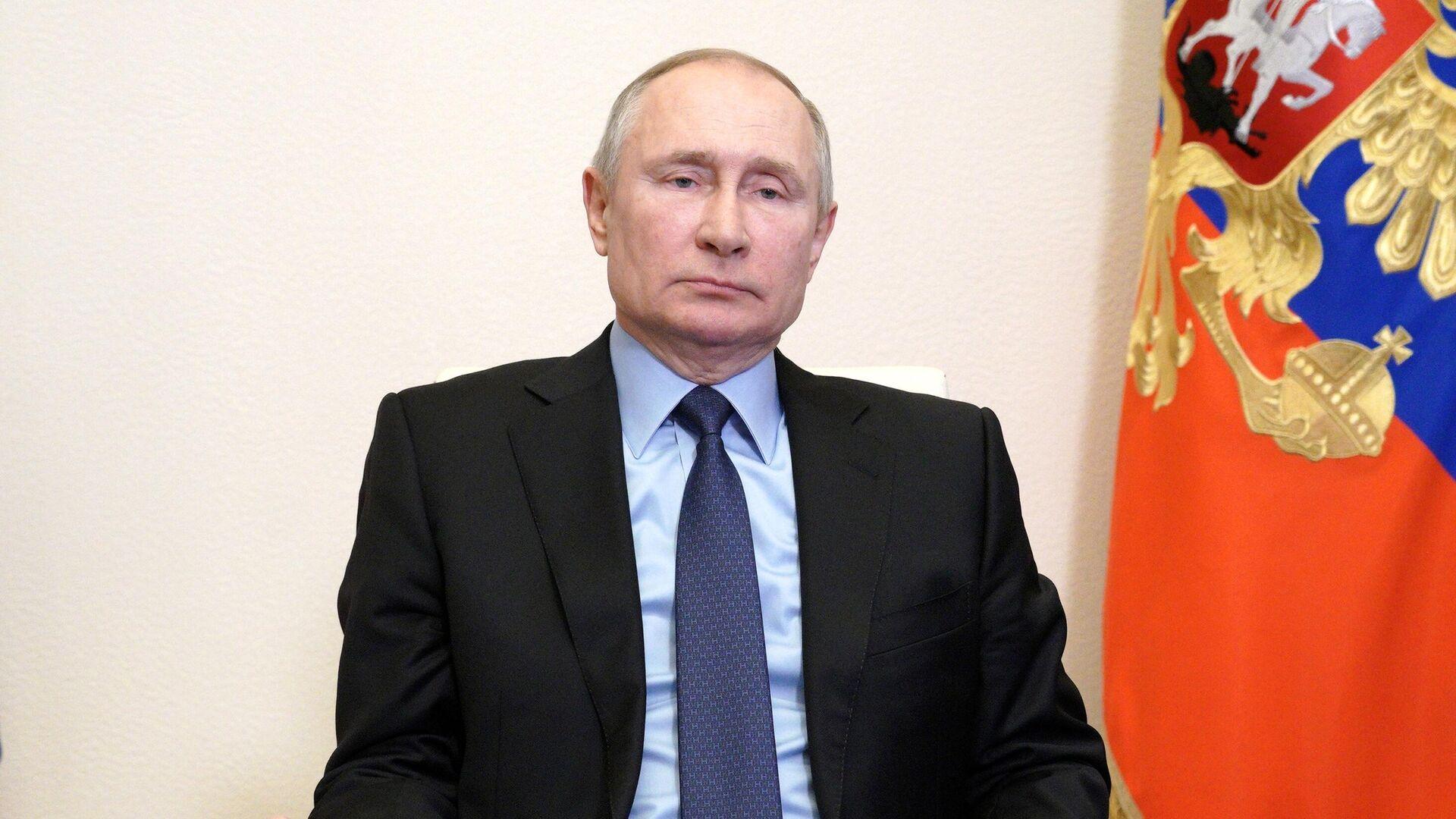 Путин выступит на коллегии Генпрокуратуры