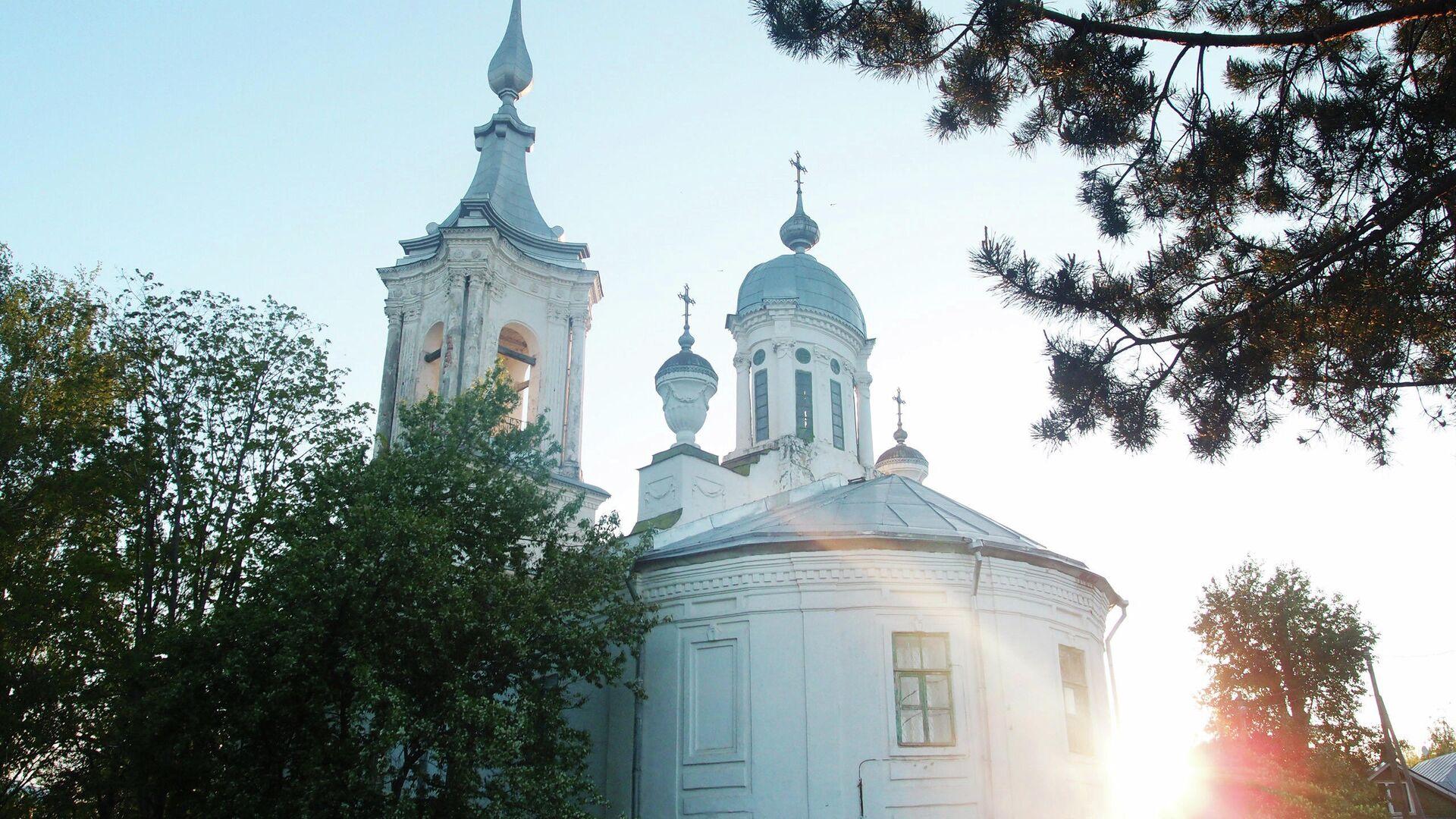 Church of Varlaam Khutynsky (1780) - RIA Novosti, 1920, 03.24.2021