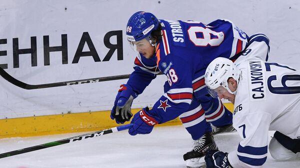 Мальте Стремвалль и Михал Чайковски (слева направо)
