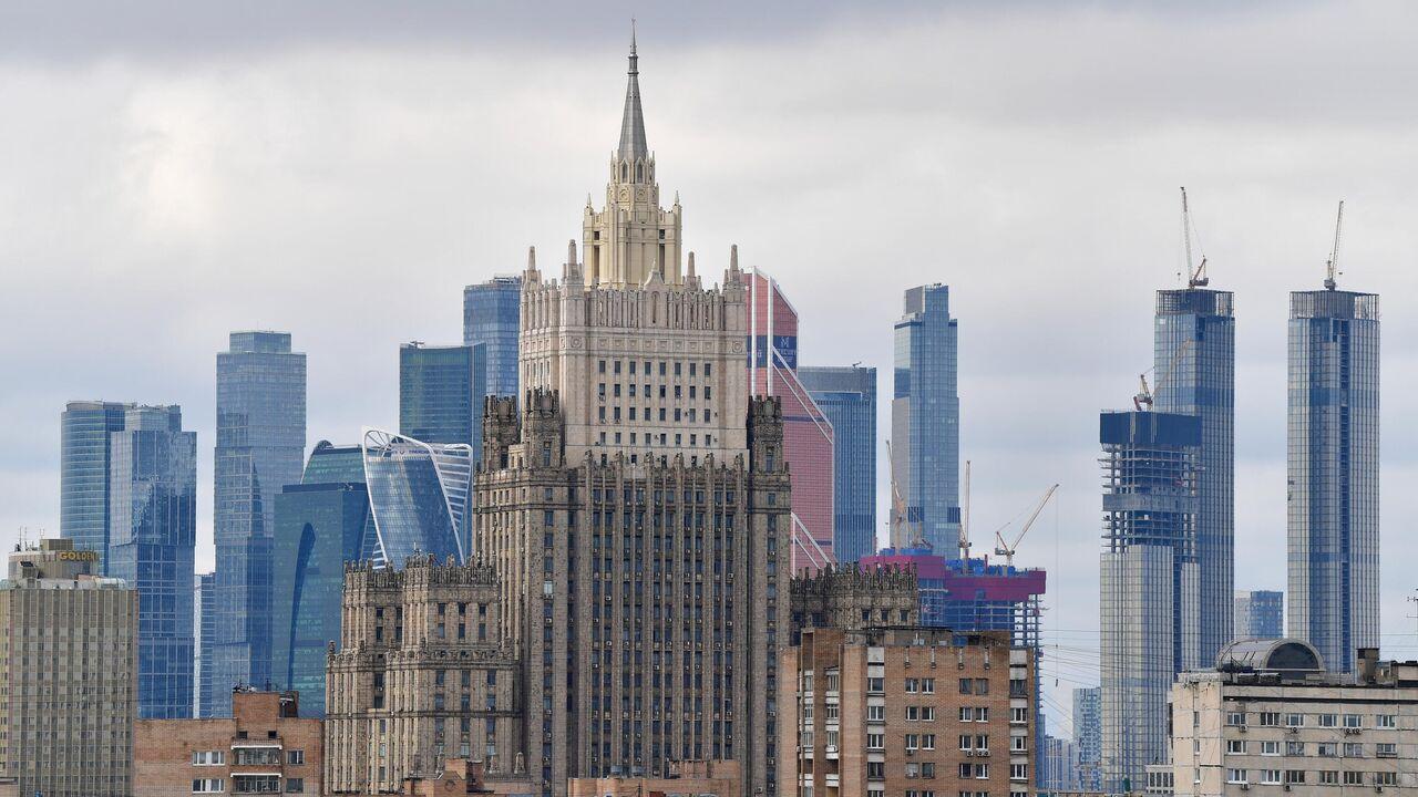 МИД выразил недоумение из-за слов Псаки об ударах по России