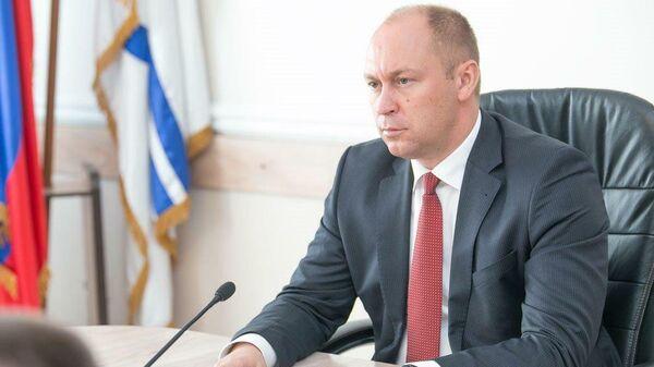 Директор Фонда капитального ремонта многоквартирных домов Приморского края Андрей Горелов