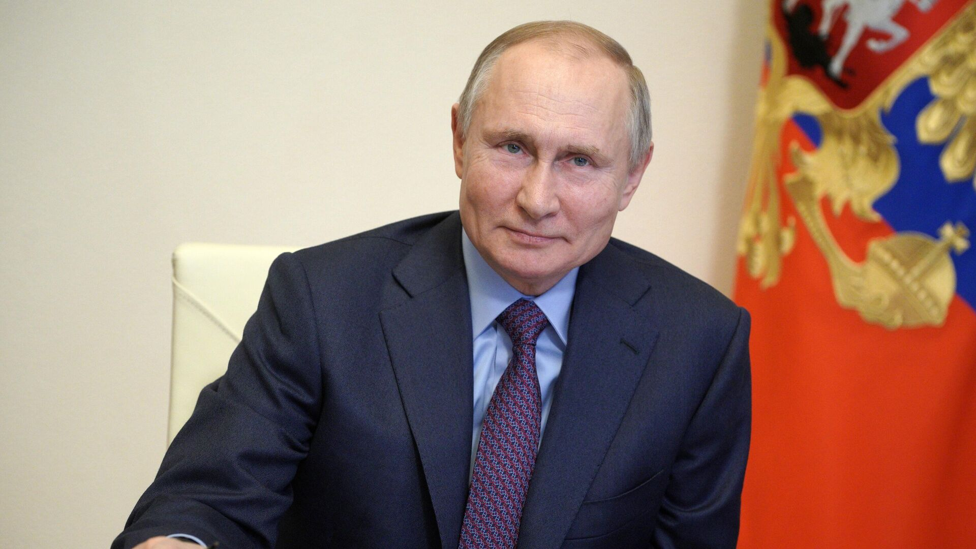 Президент РФ Владимир Путин - РИА Новости, 1920, 26.03.2021