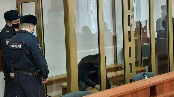 Житель Тамбовской области осужден за убийство школьницы