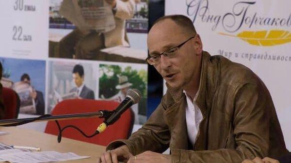 Директор представительства Россотрудничества Русский дом в Белграде Евгений Баранов