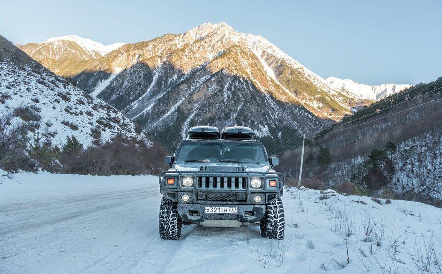 Северная Осетия – Алания
