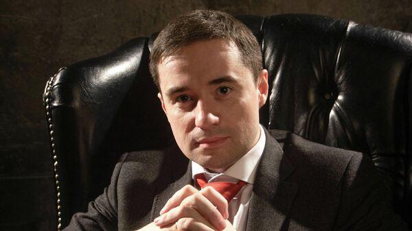Шеф-редактор отдела социальных сетей интернет-издания Украина.ру Александр Фомин