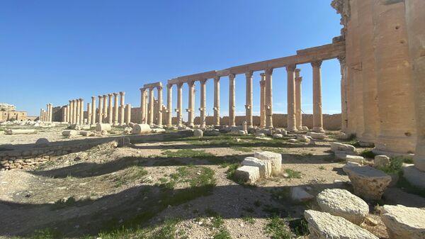 Историко-архитектурный комплекс Древней Пальмиры в Сирии