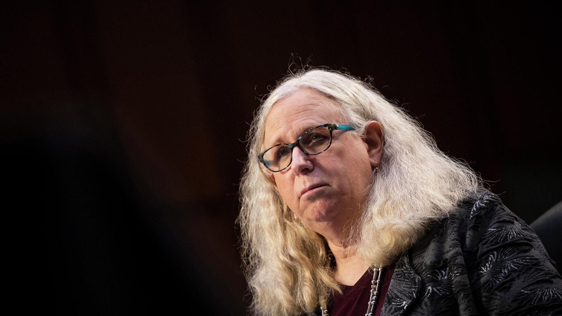 В США Сенат утвердил помощником министра здравоохранения женщину-трансгендера.