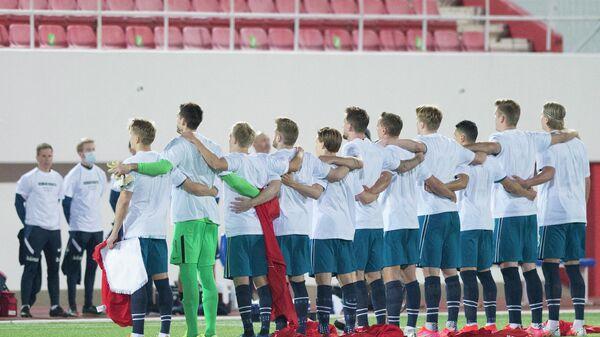 Сборная Норвегии по футболу.