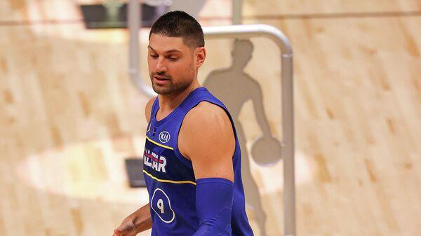 Баскетболист Никола Вучевич