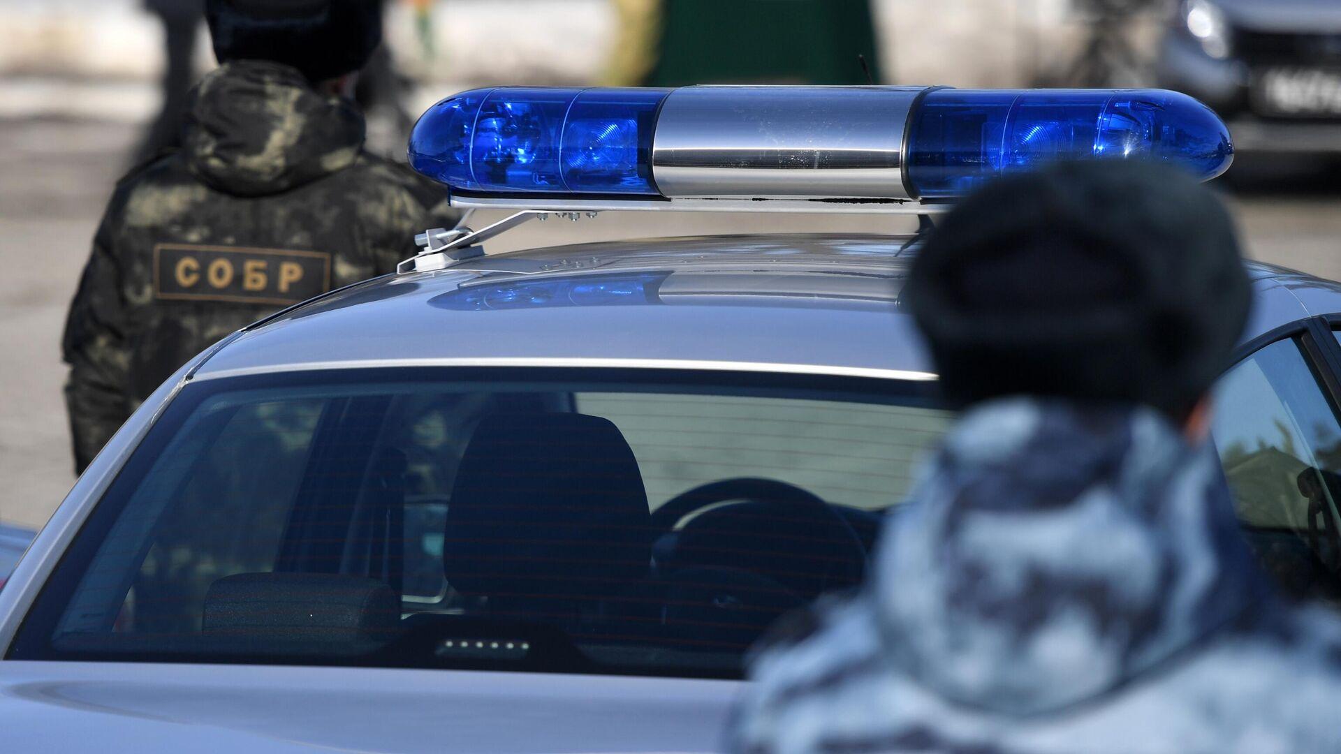 После драки у торгового комплекса в Петербурге задержали десять человек