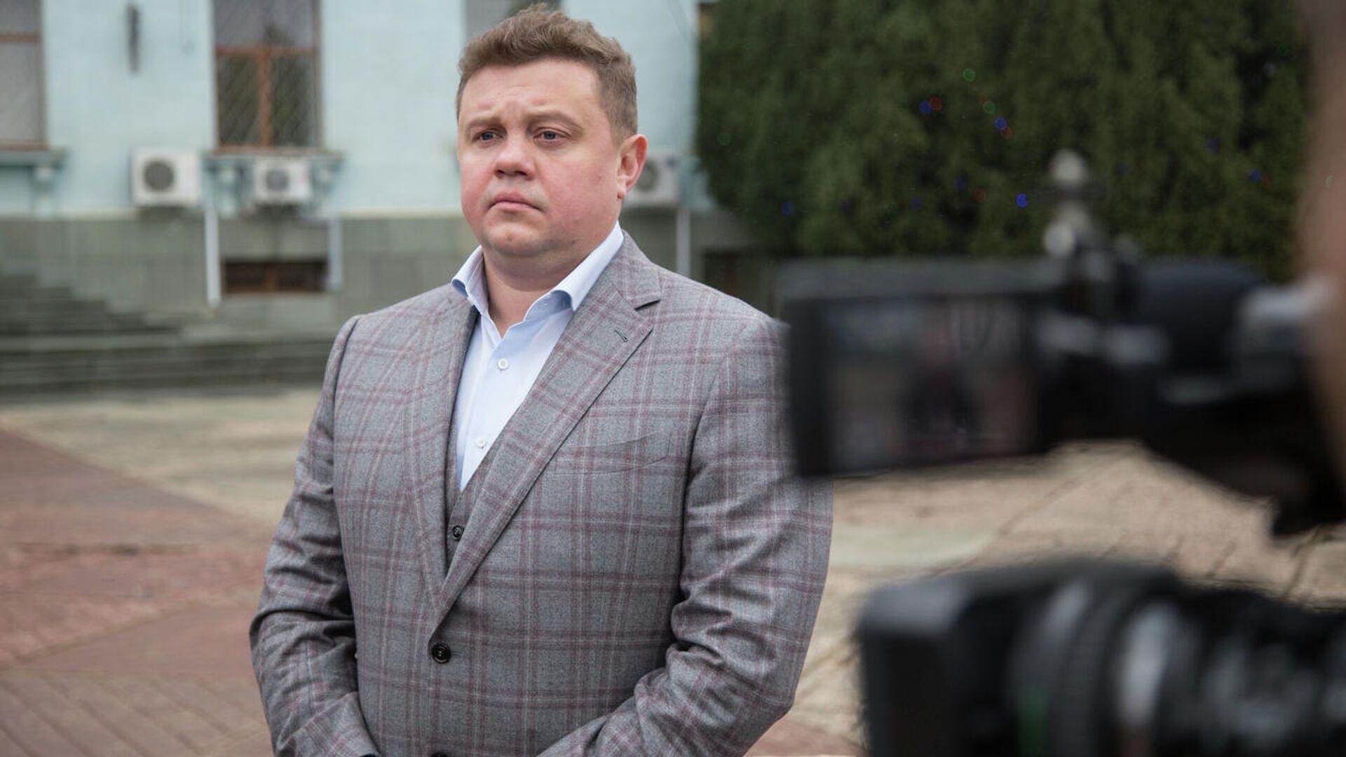 Вице-премьер Крыма Кабанов отказался от участия в выборах в Госдуму