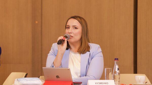 Заместитель руководителя департамента инвестиционной и промышленной политики Москвы Анна Кузменко