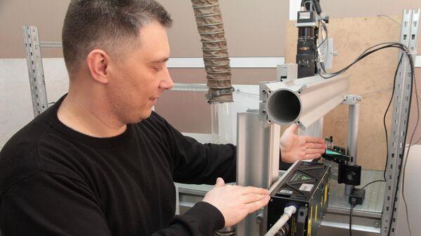 Стенд для исследования процессов зажигания в лаборатории моделирования процессов тепло-массопереноса ТПУ
