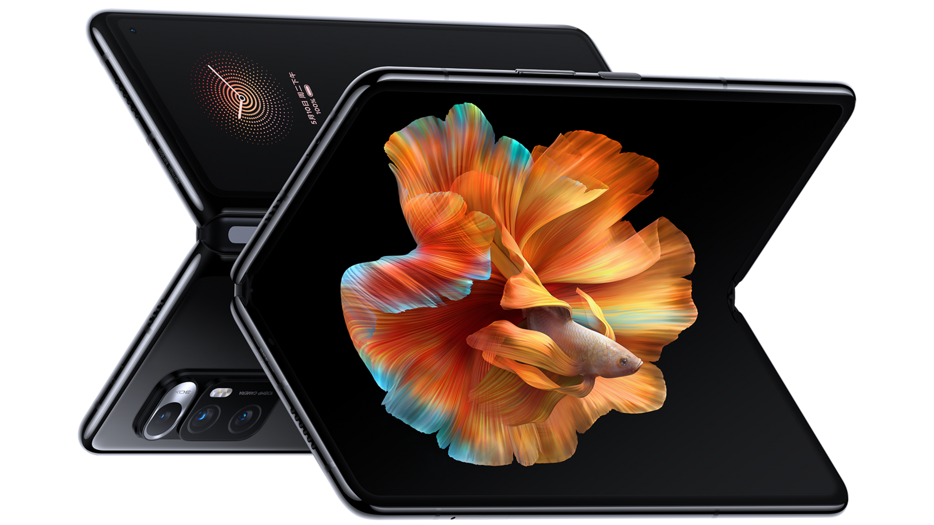 Гибкий смартфон Xiaomi Mix Fold получил два экрана и особенный процессор