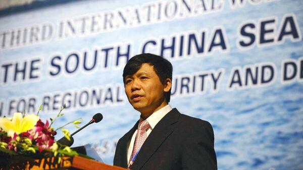 Представитель Вьетнама при ООН Данг Дин Куи