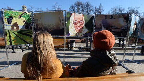 Арт-выставка графических работ в Москве
