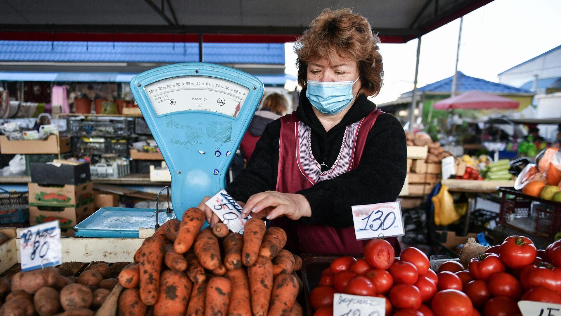 Картофель и морковь продолжили дорожать