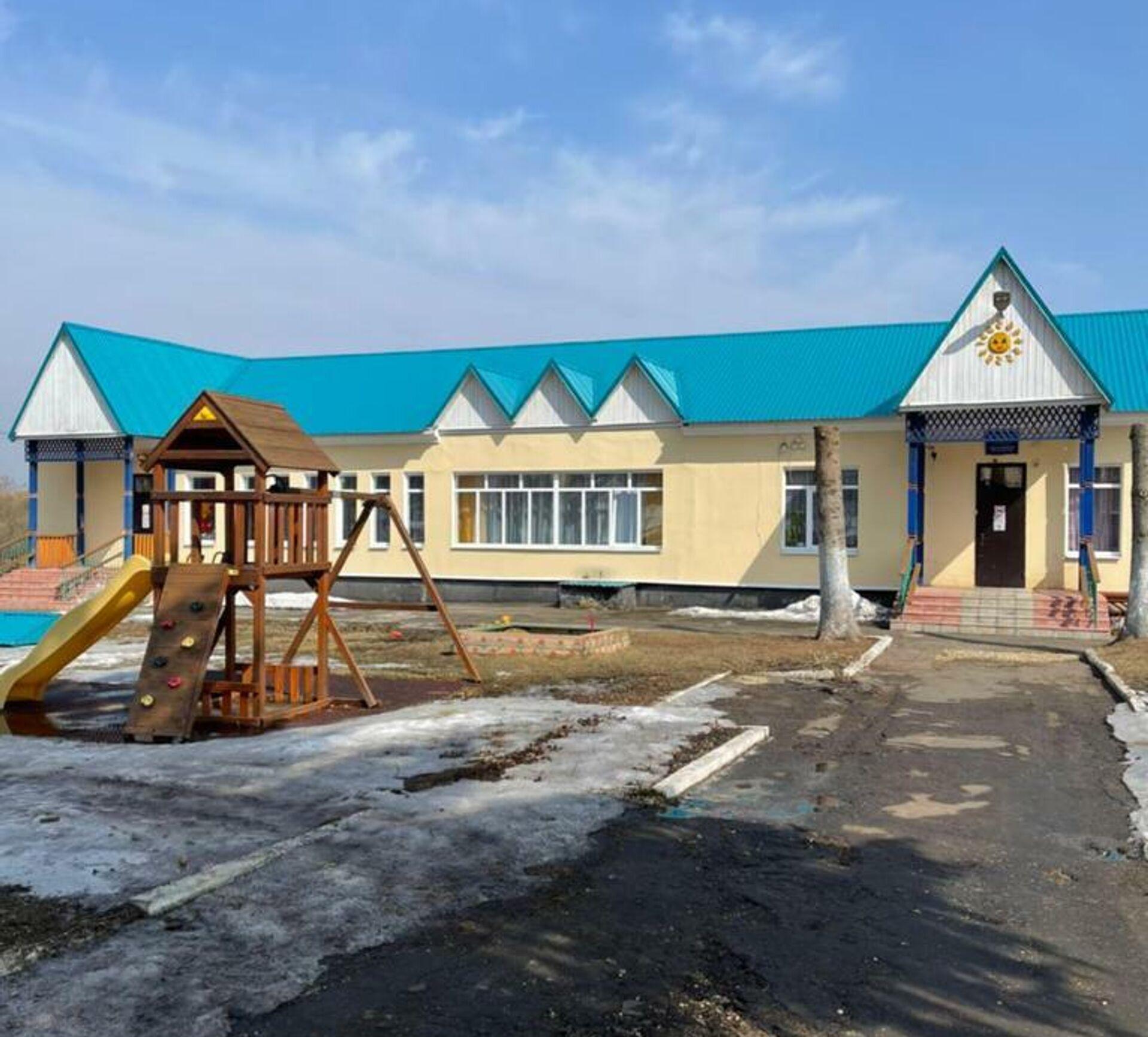 Детский сад - РИА Новости, 1920, 06.04.2021