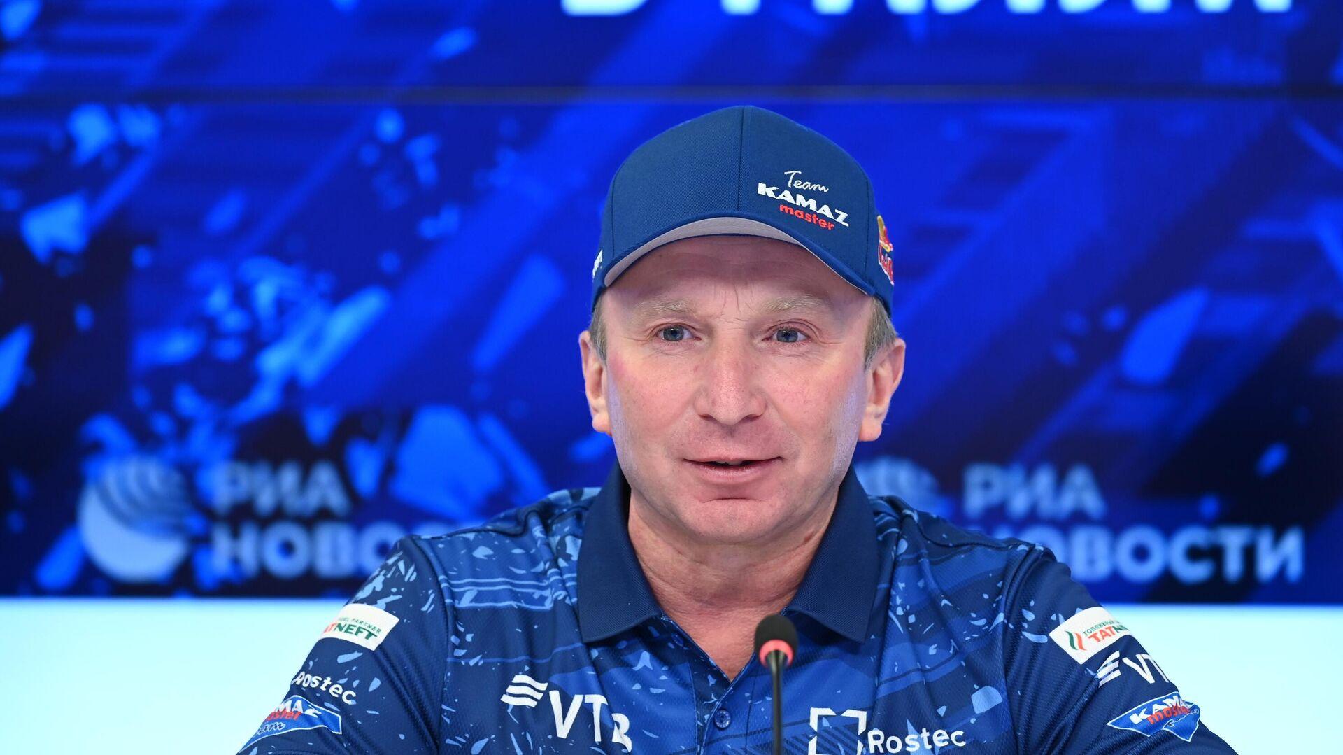 """Владимир Чагин: сделали все возможное, чтобы """"Шелковый путь"""" состоялся"""