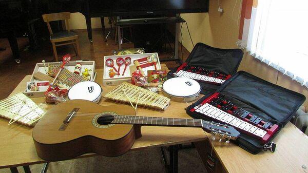 Детские школы искусств Липецкой области получили новые музыкальные инструменты в рамках национального проекта Культура