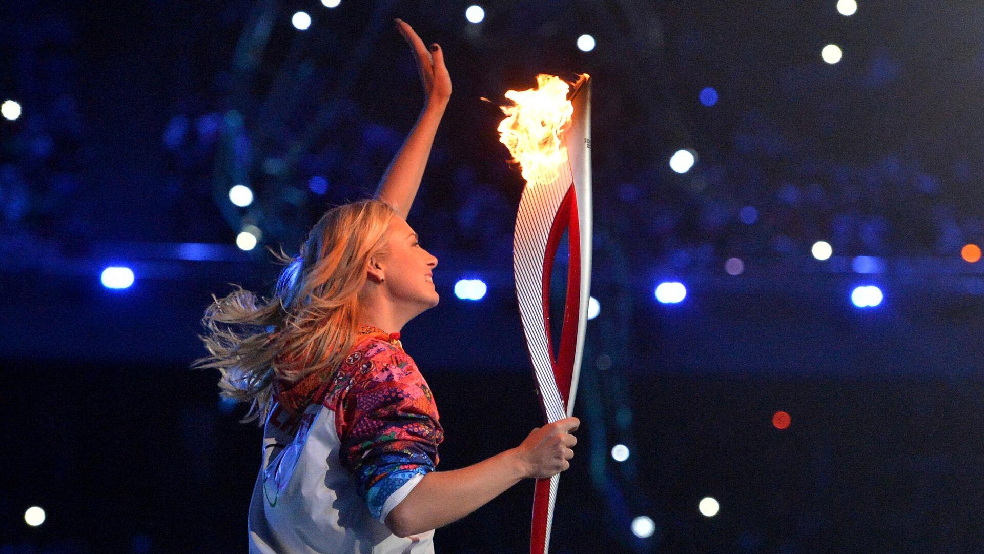 Церемония открытия XXII зимних Олимпийских игр - РИА Новости, 1920, 06.04.2021