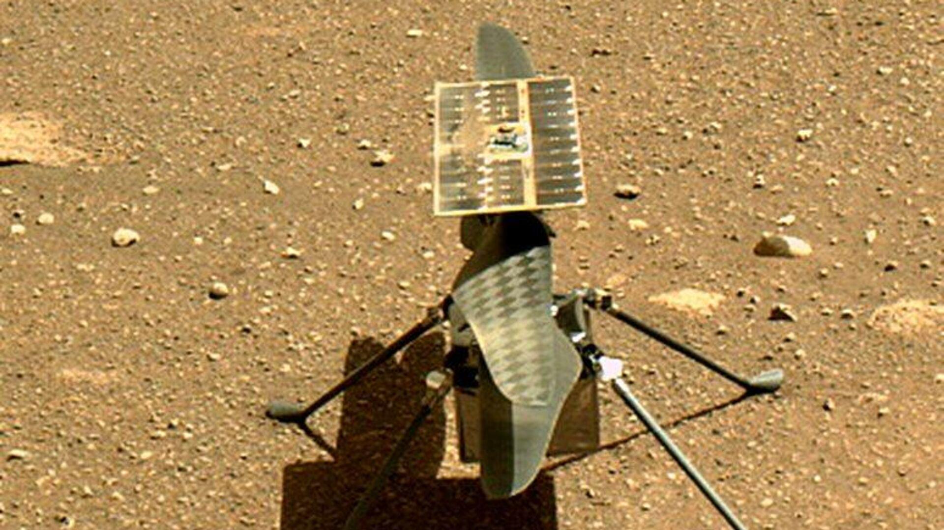 НАСА вновь перенесло первый испытательный полет марсианского вертолета