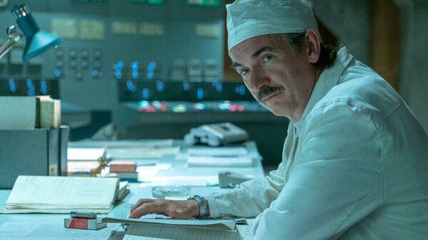 Пол Риттер в сериале Чернобыль