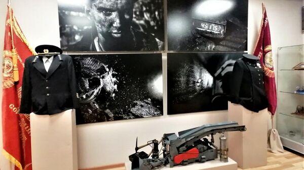 В Кузбассе открылся Информационный центр, посвященный юбилею СУЭК