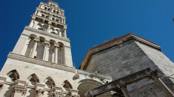 Дворец Диоклетиана в Сплите, Хорватия