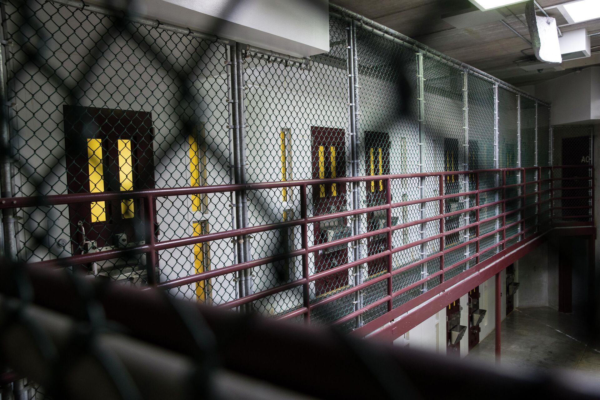 Тюрьма в Гуантанамо. Лагерь 6  - ПРОФИ Новости, 1920, 06.04.2021