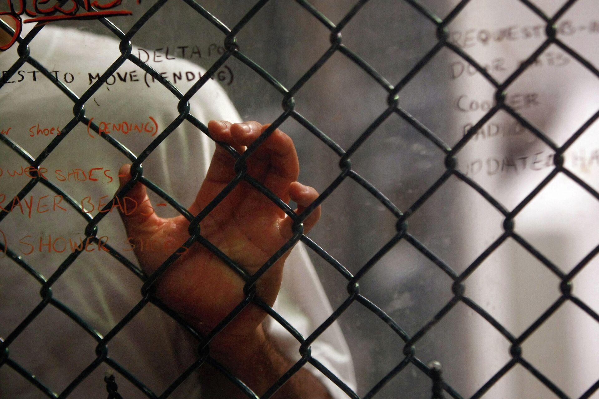Заключенный в тюрьме Гуантанамо  - ПРОФИ Новости, 1920, 06.04.2021