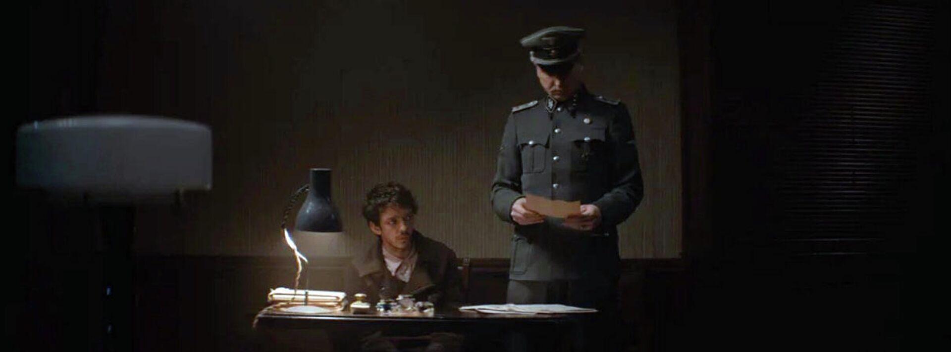 Кадр из фильма Уроки фарси - РИА Новости, 1920, 07.04.2021