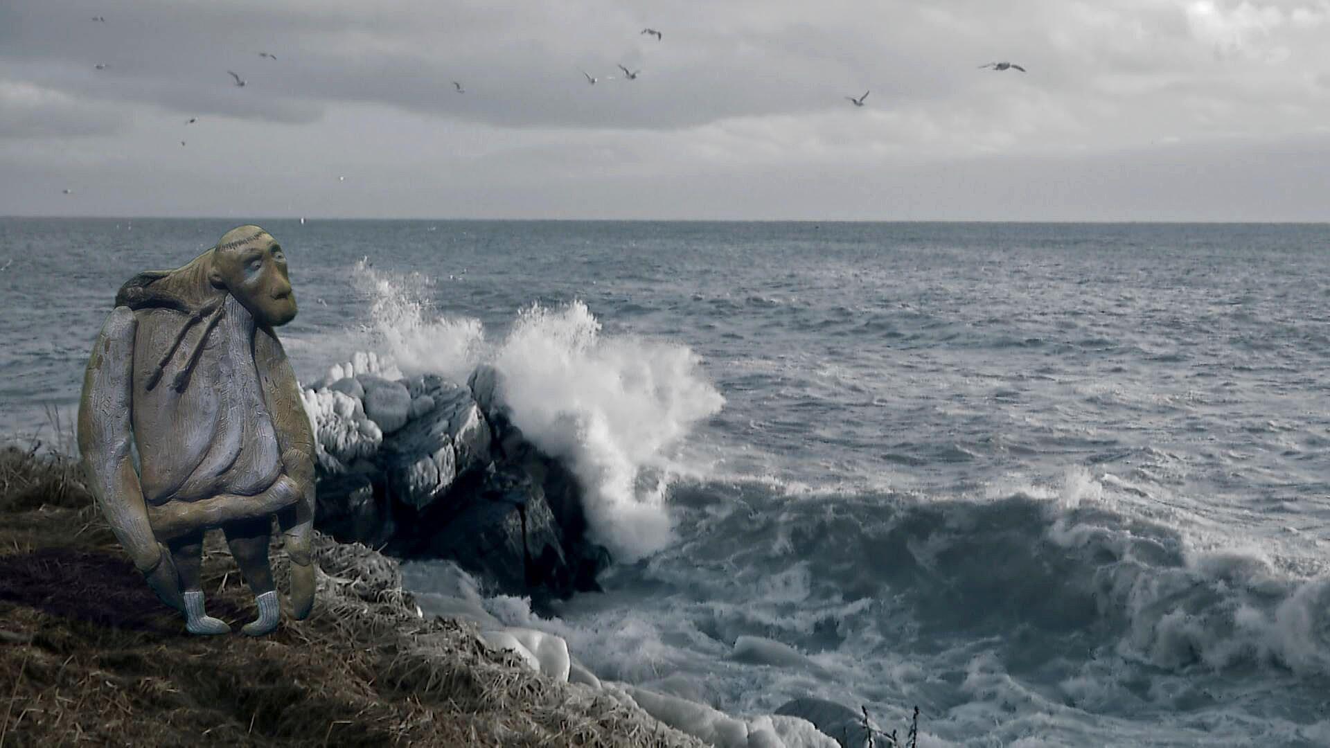Кадр из фильма Книга моря - РИА Новости, 1920, 07.04.2021