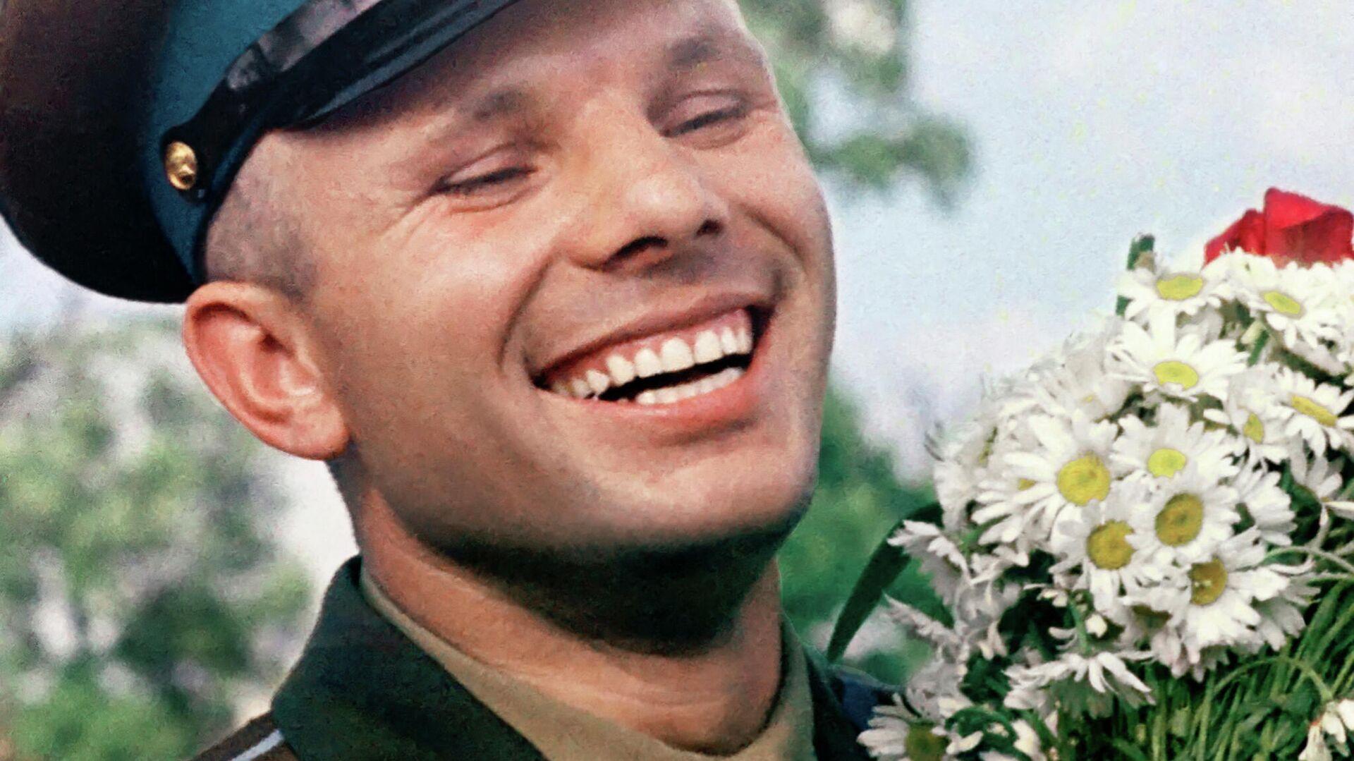 Дочь Гагарина рассказала о его спортивных увлечениях