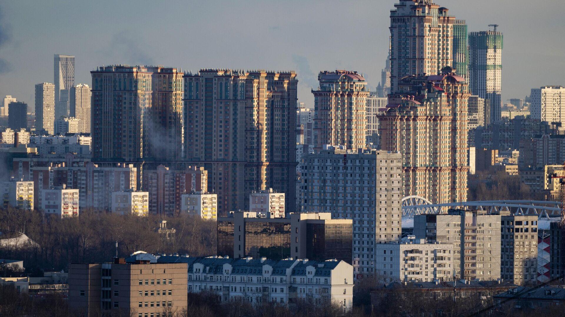 Виды Москвы - РИА Новости, 1920, 07.04.2021
