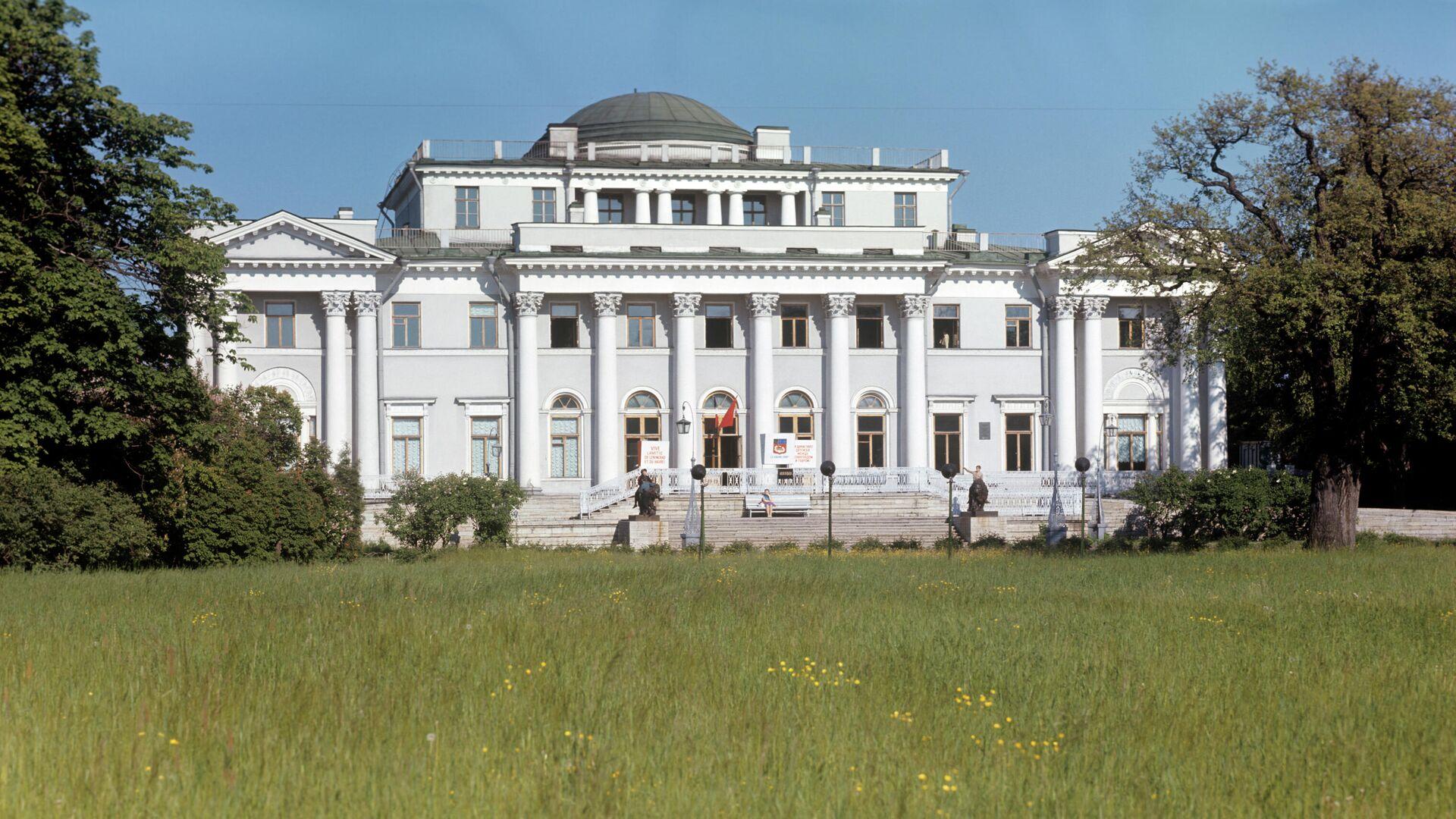 Елагин дворец - РИА Новости, 1920, 08.04.2021