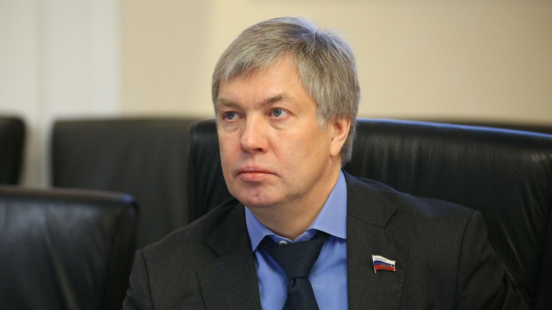 Врио губернатора Ульяновской области отправил в отставку правительство