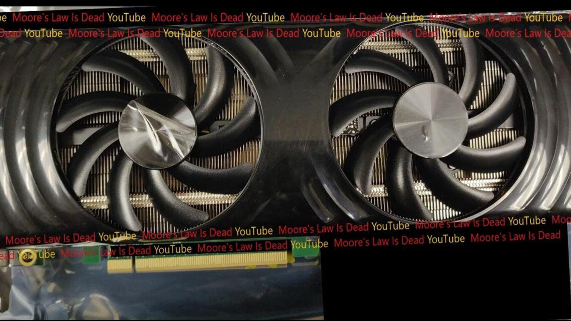 Стала известна дата выхода первой видеокарты Intel