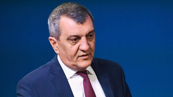 Полномочный представитель президента РФ в Сибирском федеральном округе Сергей Меняйло
