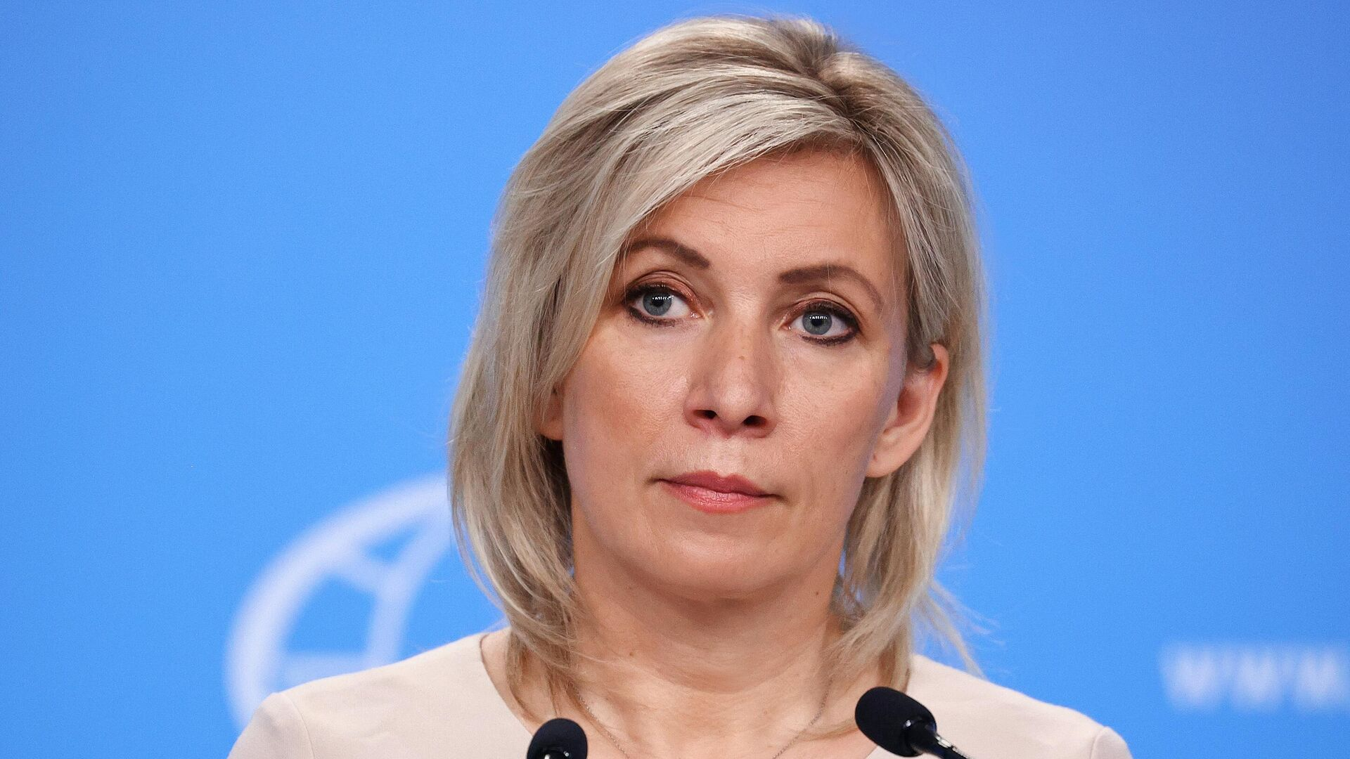 Захарова ответила на слова генсека НАТО о сотрудничестве Москвы и Минска
