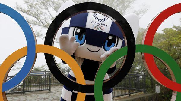 Талисман Олимпийских игр 2020 года в Токио