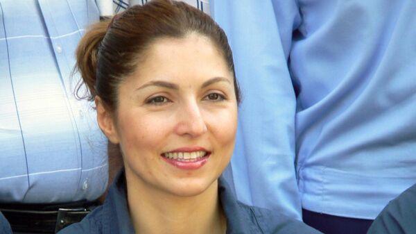 Первый космический турист среди женщин Ануше Ансари