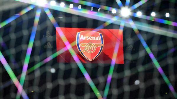 Логотип лондонского Арсенала