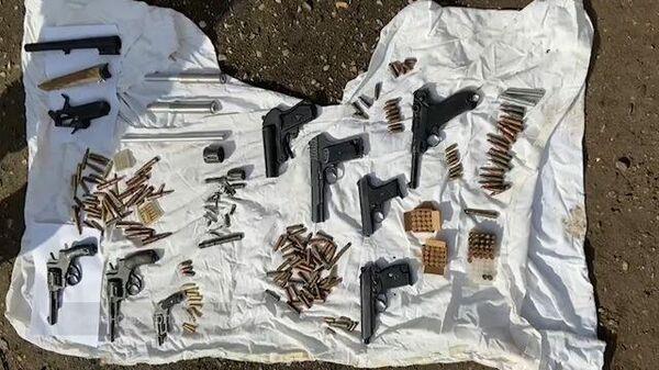 222 ствола: в регионах России прошел рейд подпольных оружейников