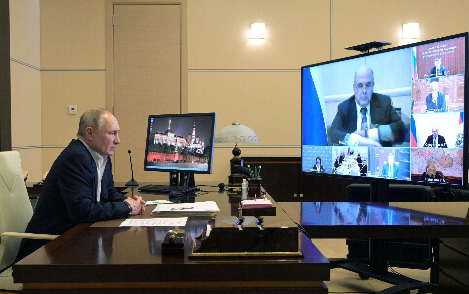 Путин в своем послании подготовил нечто новое для россиян