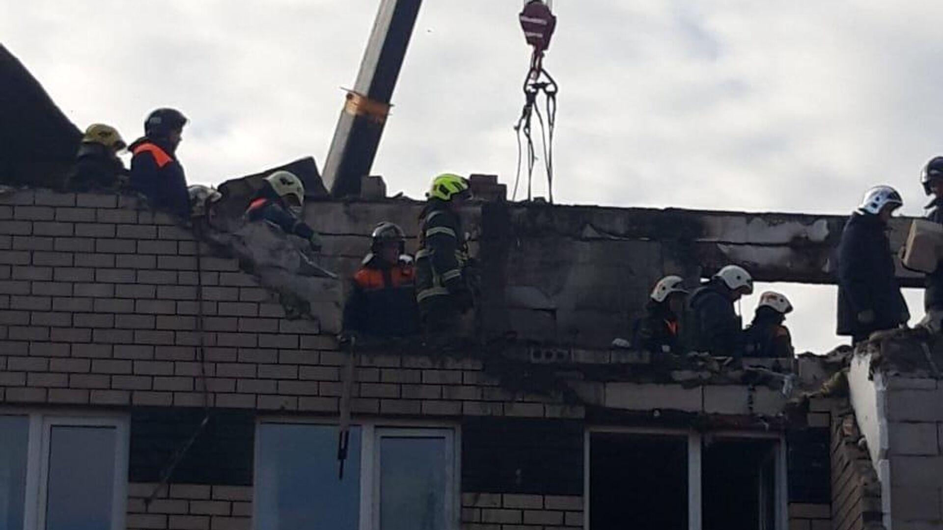 Власти Нижегородской области сообщили о состоянии пострадавших при взрыве
