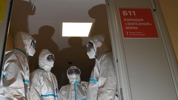Мурашко заявил о напряженной ситуации с коронавирусом