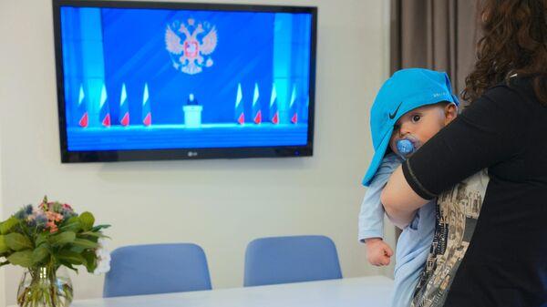 Политологи оценили послание Путина Федеральному собранию