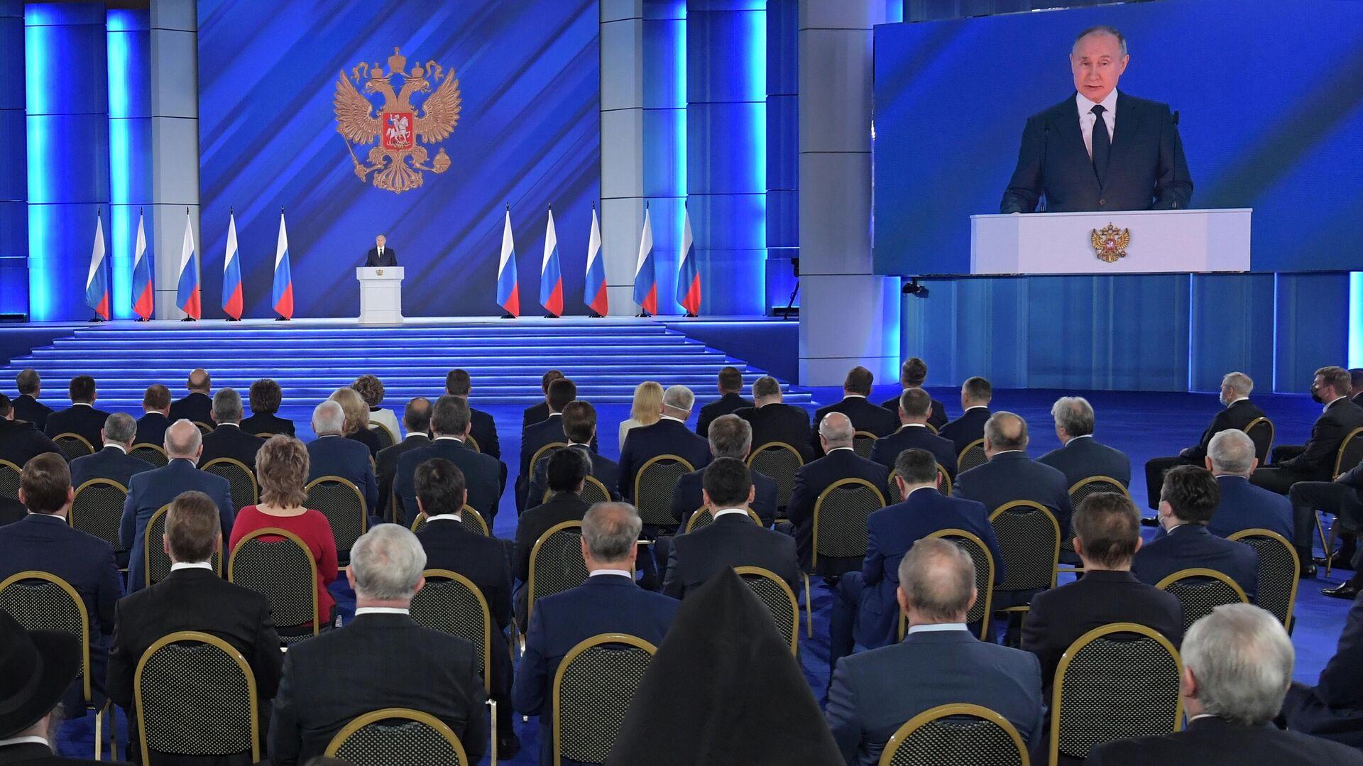 Матвиенко заявила о формировании новой региональной политики в России